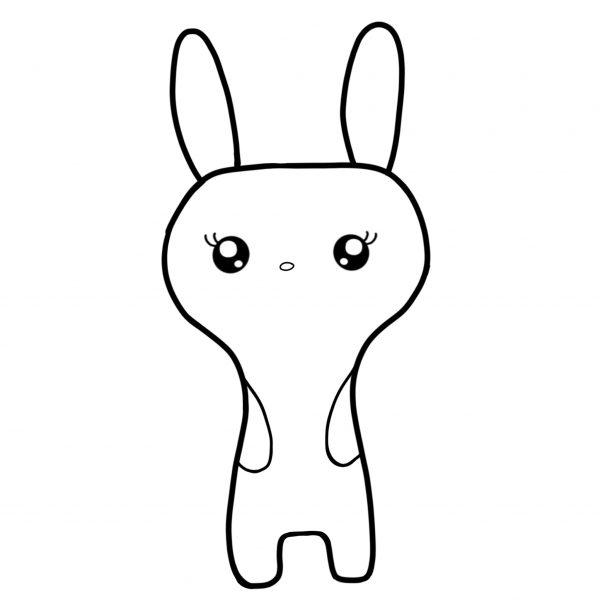 lapeenoo lapin rabbit bunny rattle baby toy