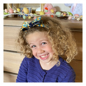 headband baby girl - little girl bow