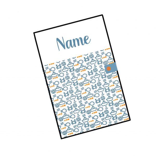 exemple protege carnet de sante personnalise health book cover